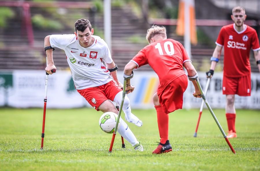 Reprezentacja Amp Futbol w Dublinie fot. Paula Duda (3)