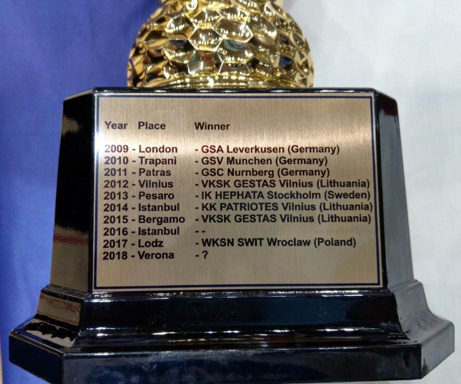 Puchar przechodni EUROCUP 2
