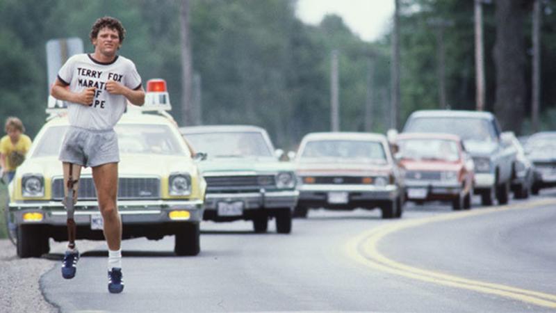 Terry Fox Marathon of Hope