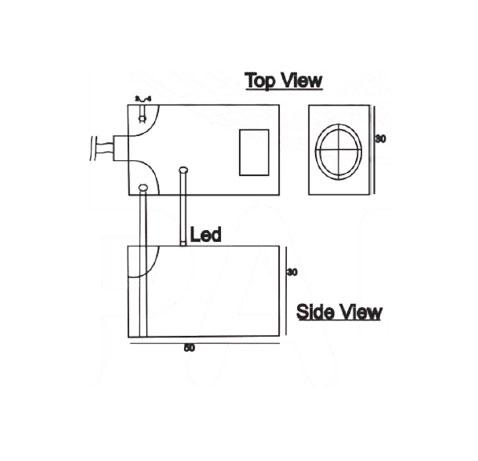 Inductive Proximity Sensors Rectangular and Rectangular