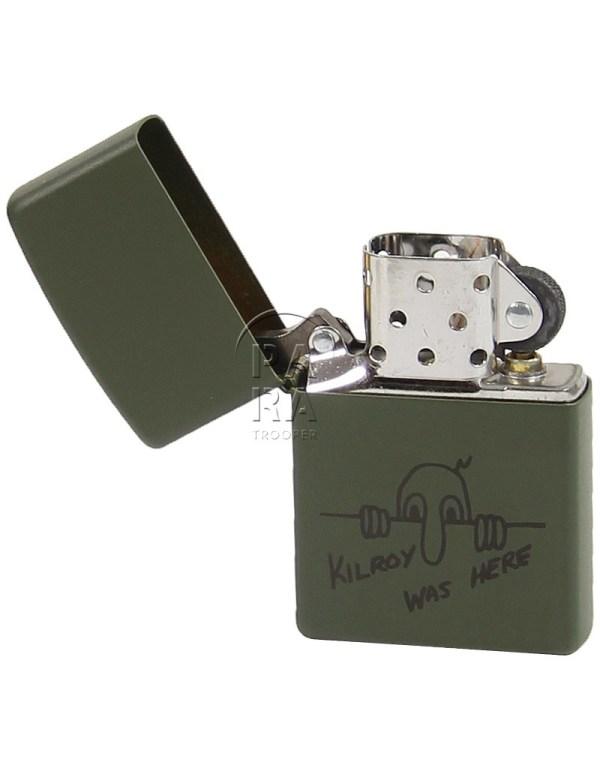 Lighter Zippo Kilroy - Paratrooper