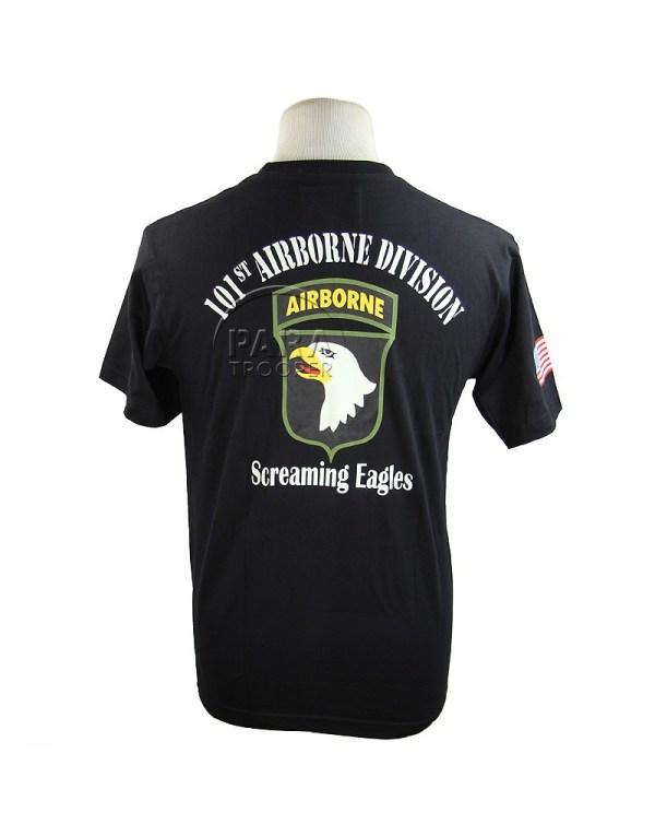T-shirt 101st Airborne - Paratrooper