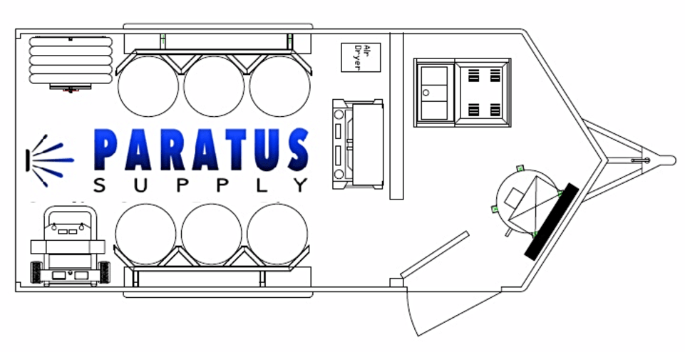 Residential Spray Foam Rig • Paratus Supply