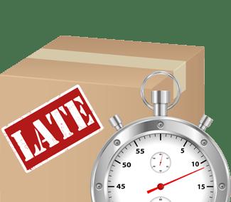 FedEx money back guarantee