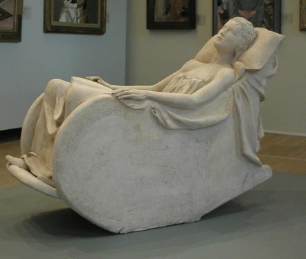 Arturo Martini - La convalescente