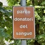 Parco Donatori del Sangue