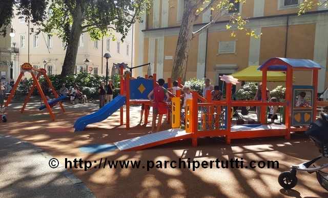 Trieste, riqualificazione piazza Hortis
