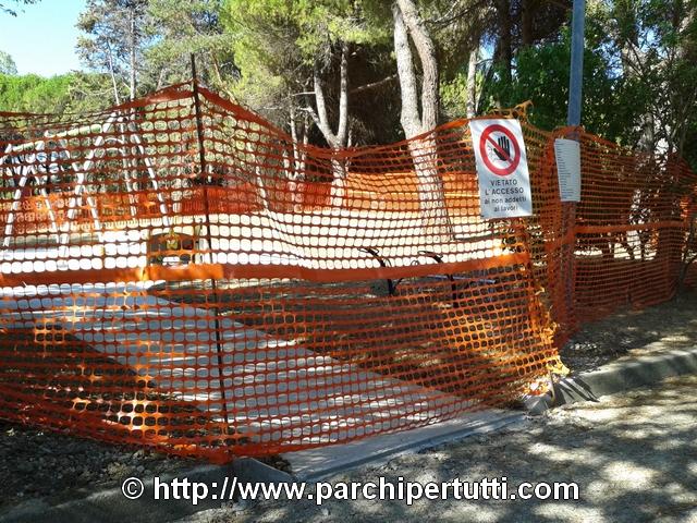 Un nuovo parco a Camposampiero