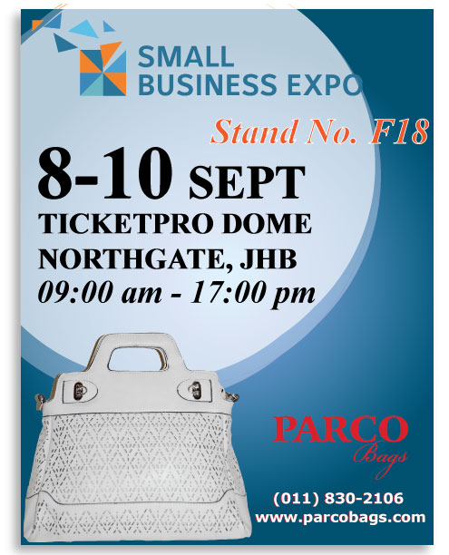 Small Business Expo Flyer 2016 _ parcobags