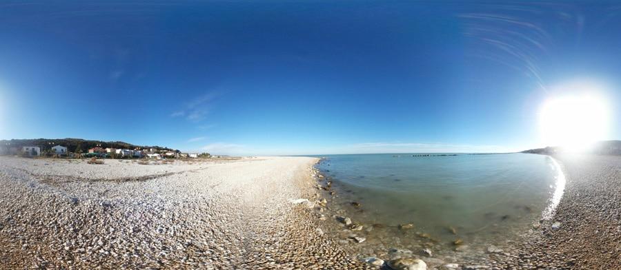 Torino di sangro - spiaggia della borgata marina