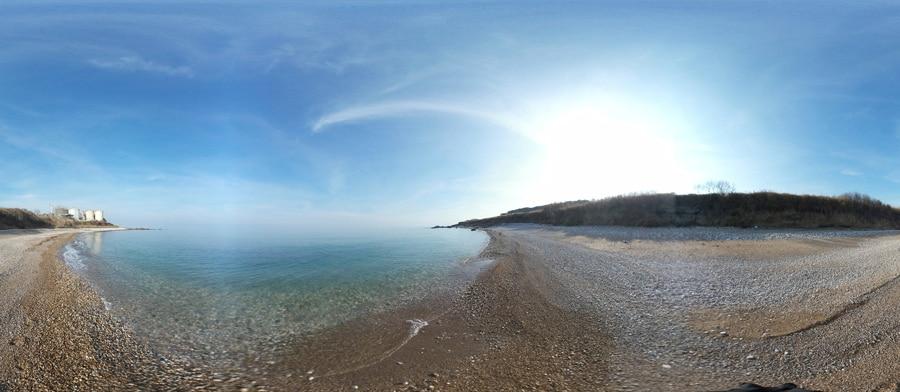 Vasto Spiaggia della Foce Lebba