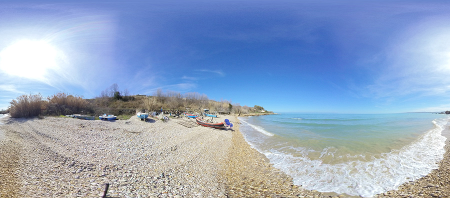 Spiaggia di Casarsa