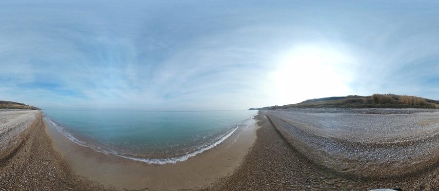 Spiaggia di Mottagrossa vasto