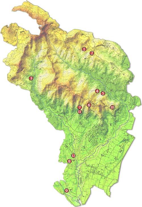 Parco di Montevecchia  Progetti  Valorizzazione del