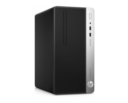 HP ProDesk 400 G6 MT i59500 8GB 256GB Win10Pro - 7EL74EA - Parcom