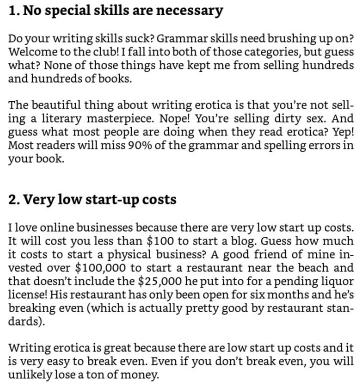 How To Write Erotica: Scrivener vs. Microsoft Word
