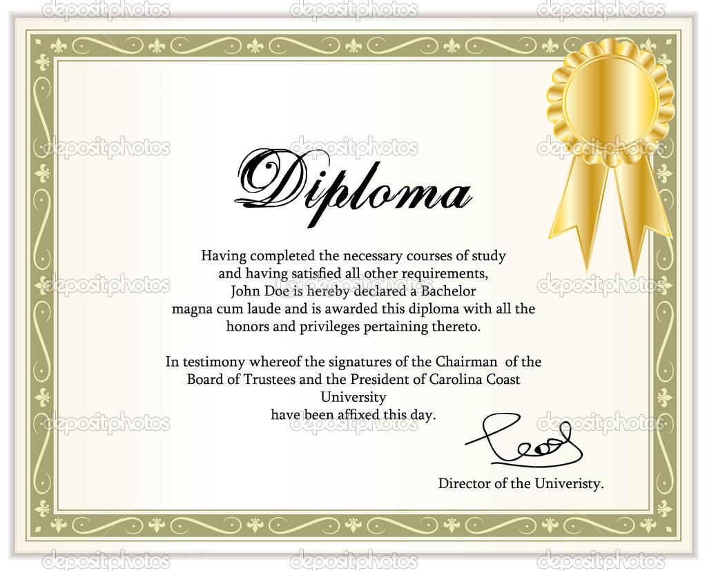 Diplomas Universitarios