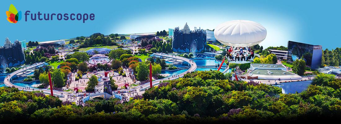 futuroscope le parc d 39 attractions ludique et scientifique. Black Bedroom Furniture Sets. Home Design Ideas