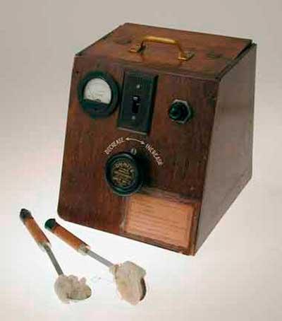 Antiguedades  Apuntes de Electromedicina Xavier Pardell