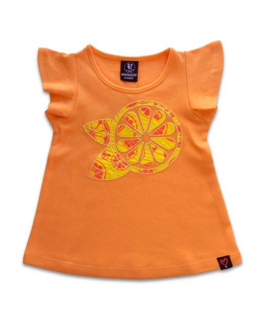 t-shirt bébé tangor