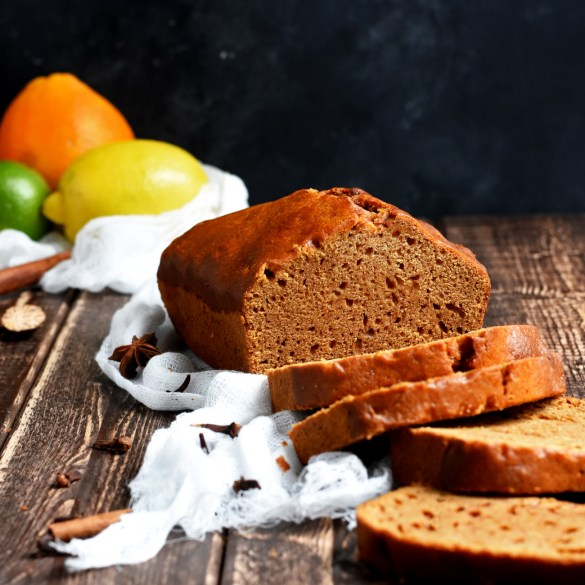 Honey and Citrus Spiced Bread (3)