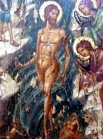 Ο Ιησούς γυμνός, χωρίς γεννητικά όργανα