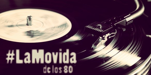 La movida de los 80 con Paredes