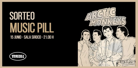 Arctic Monkeys Music Pill
