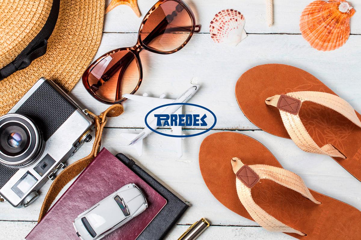 ¡Llega el calor! Descubre las sandalias Paredes