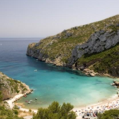Las mejores playas para estrenar nuestras sandalias