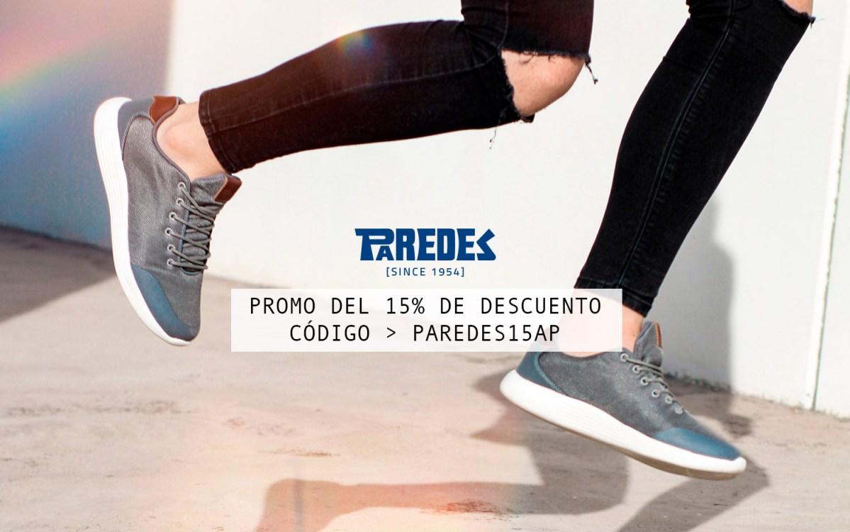 Nuevas Zapatillas Casual y Sport aterrizan en Paredes