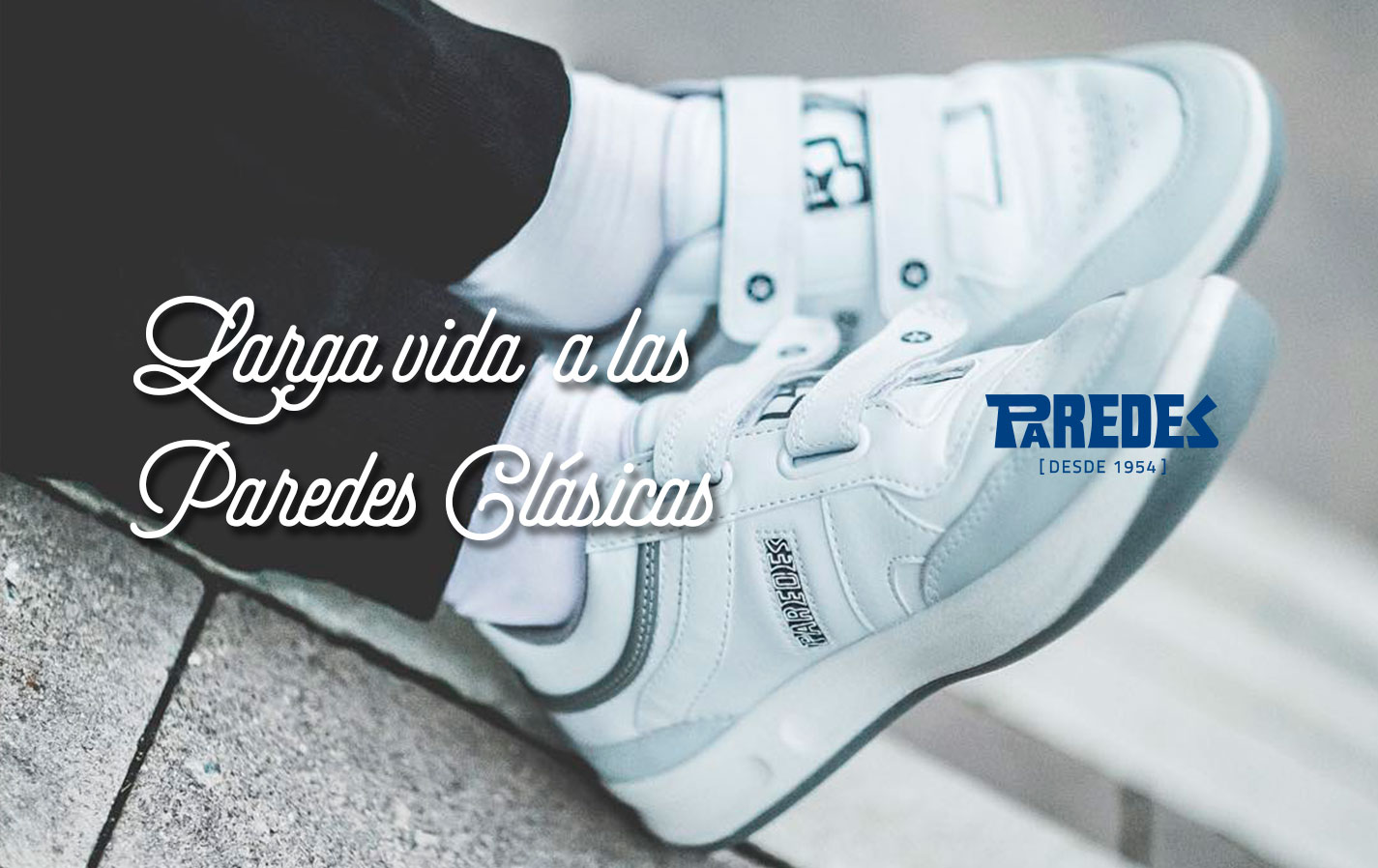 Zapatillas Paredes Classic Estrella