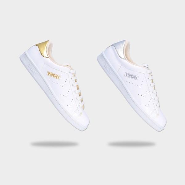 Zapatillas Paredes Competición Blancas
