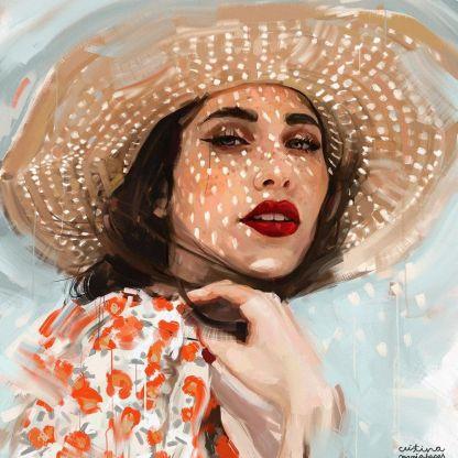 Cristina Manjabacas en el Blog de Paredes