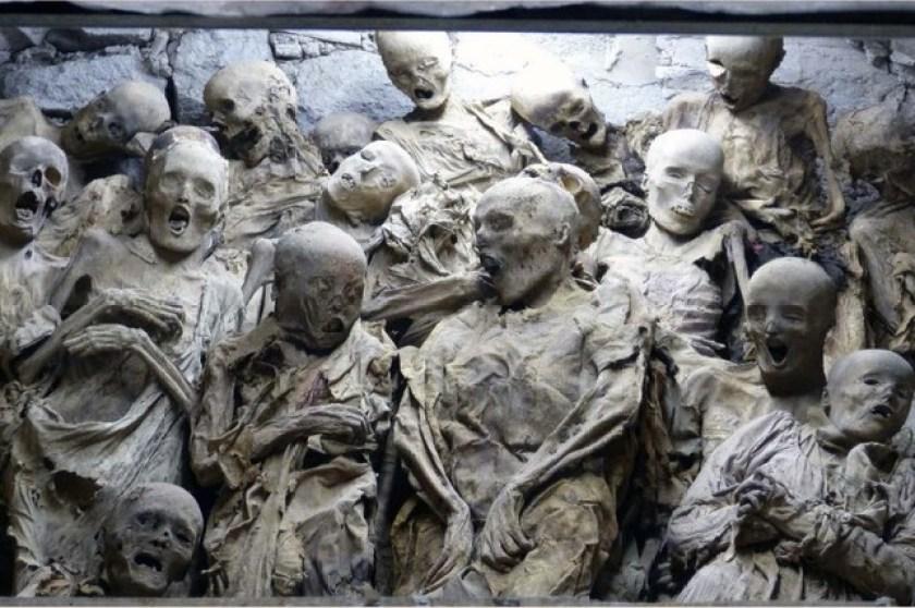 Halloween Lugares de terror Iglesia de San Andrés Toledo