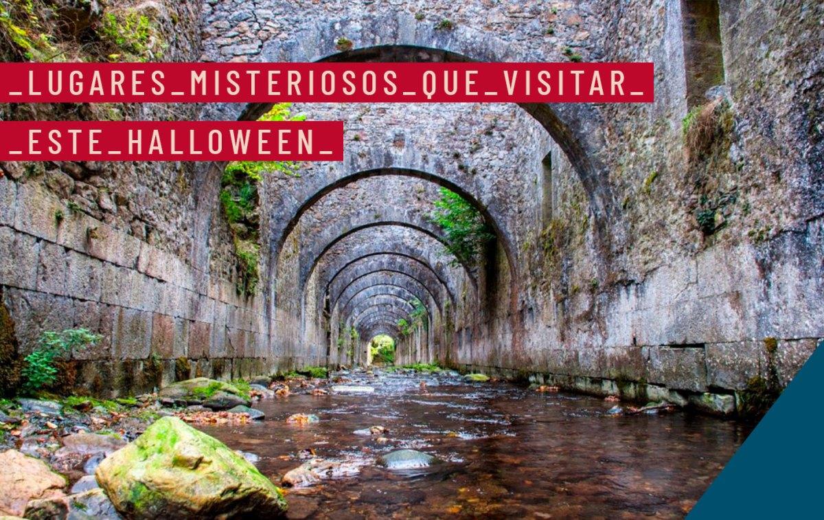 Lugares de miedo que visitar este Halloween en España