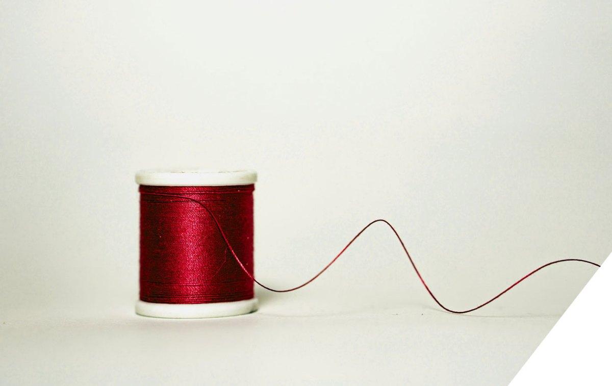 La leyenda del hilo rojo en el Blog de Paredes