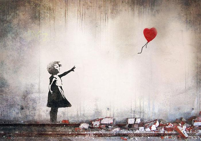 Banksy Balloon Girl Wallpaper 10 Tips Inspirados En Banksy Para Trabajar Como Freelancer