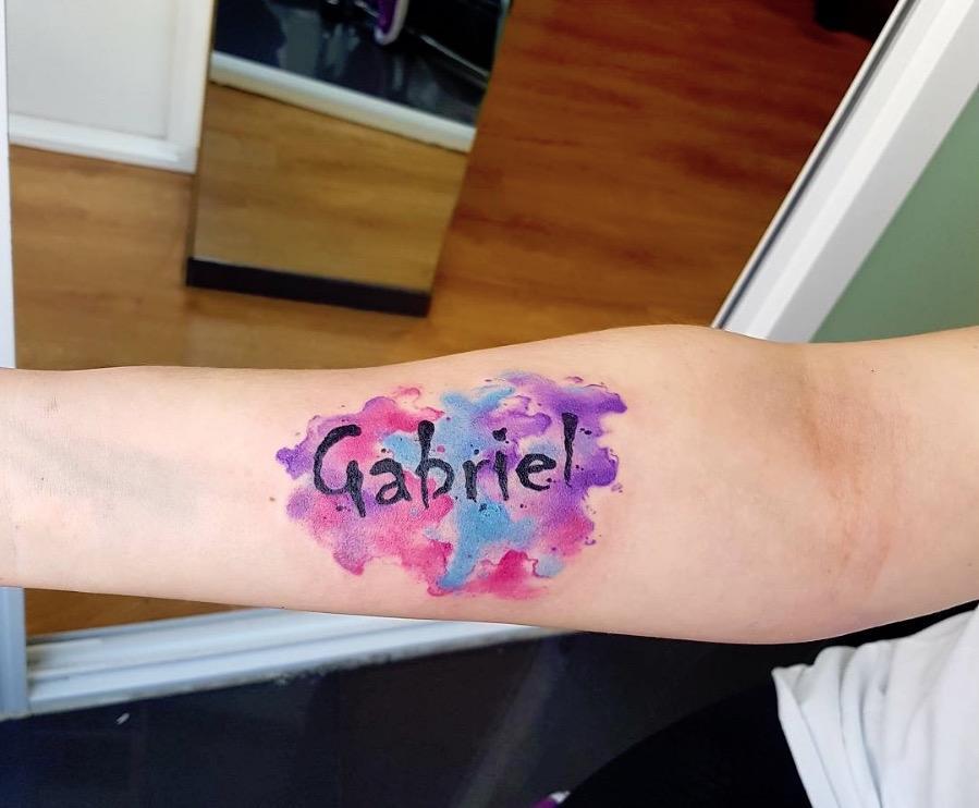 Color Elemento Esencial De Los Tatuajes De Hoy Paredrocom