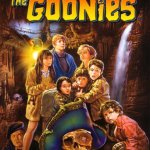 """Poster for the movie """"The Goonies"""""""