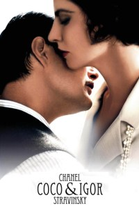 "Poster for the movie ""Coco Chanel & Igor Stravinsky"""