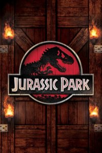 """Poster for the movie """"Jurassic Park"""""""