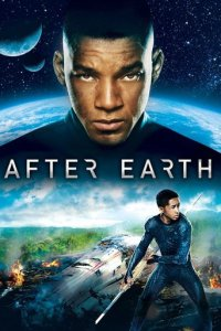 "Poster for the movie ""After Earth"""
