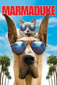 """Poster for the movie """"Marmaduke"""""""