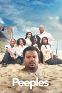 "Poster for the movie ""Peeples"""