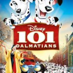 """Poster for the movie """"One Hundred and One Dalmatians"""""""