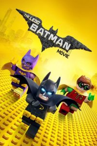 """Poster for the movie """"The Lego Batman Movie"""""""