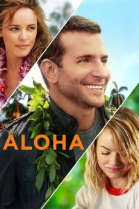 "Poster for the movie ""Aloha"""