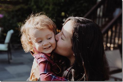 Pour une enfance heureuse - Etre parent (photo de Megan Lewis)