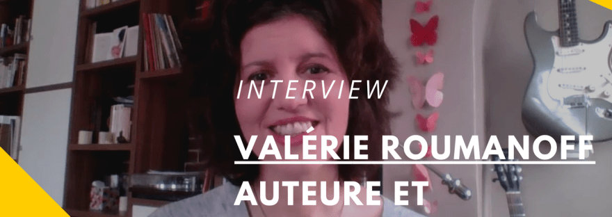 Interview Valerie Roumanoff